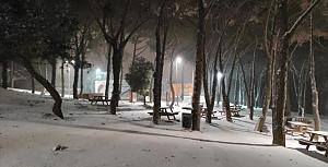 İstanbul'da Kar Manzaraları 2021