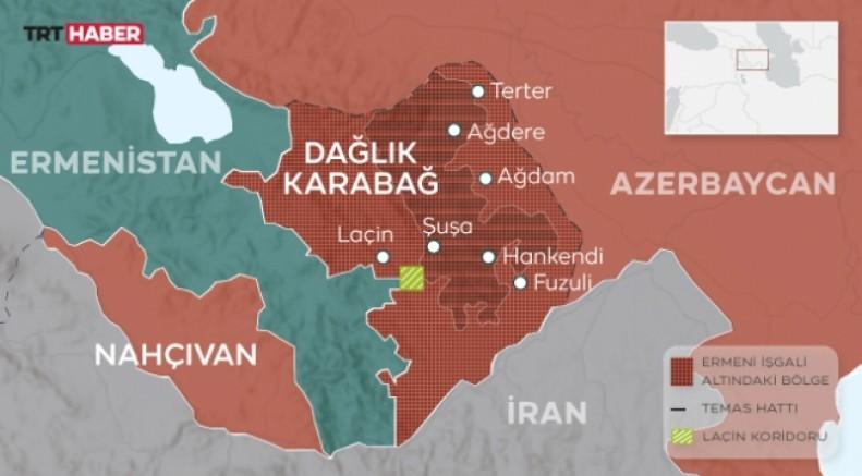 Ermenistan, Azerbaycan'a saldırdı: Sivillerden hayatlarını kaybedenler var