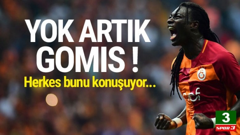 Gomis, 78 dakikada bir gol atıyor